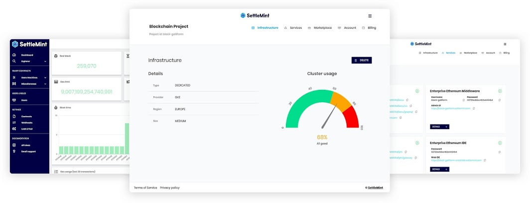 SettleMint Blockchain Platform