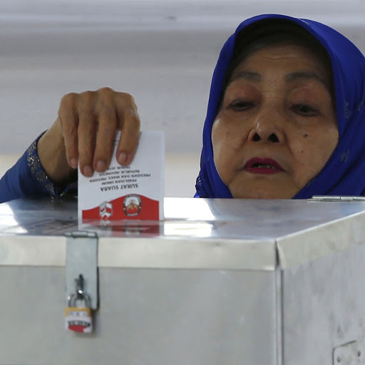 Indonesia secures election results and speeds up reporting